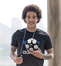Axel Witsel - SenseBall Brand Ambassador in China