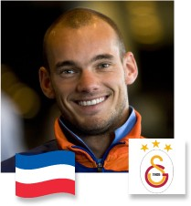<strong>Wesley Sneijder</strong>